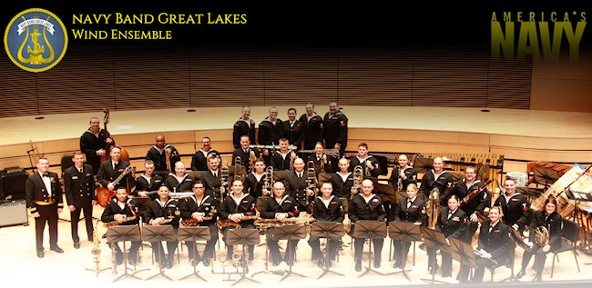 Navy Band Great Lakes